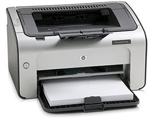 HP Laserjet P1006 driver & Install