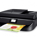 How to Install and Replace ink Cartridges in HP 5258 Printer